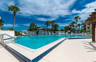 St Augustine Condo For Sale: 4250 A1a South B15 #B-15