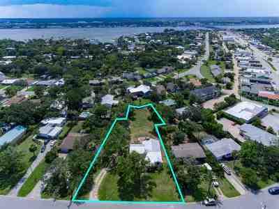 Davis Shores Single Family Home For Sale: 9 Menendez Rd.