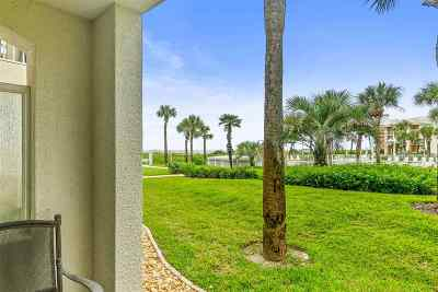 St Augustine Beach Condo For Sale: 6170 A1a South Unit 107 #107