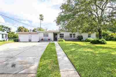 Davis Shores Single Family Home For Sale: 12 D'allyon Ave