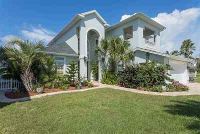 St Augustine Single Family Home For Sale: 9107 June Lane