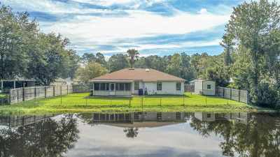 St Augustine Single Family Home For Sale: 2133 Wood Stork Ave