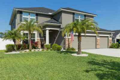 St Augustine Single Family Home For Sale: 635 Pullman Cir