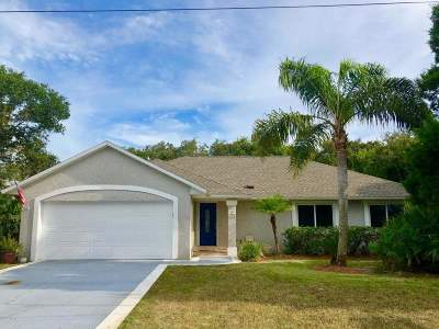 Vilano Beach, Villages Of Vilano Single Family Home For Sale: 405 Eleventh Street