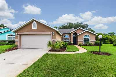 St Augustine Single Family Home For Sale: 2320 Commodores Club Blvd