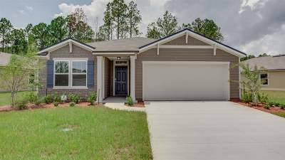 St Augustine Single Family Home For Sale: 103 Cody St