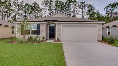 St Augustine Single Family Home For Sale: 53 Cody St