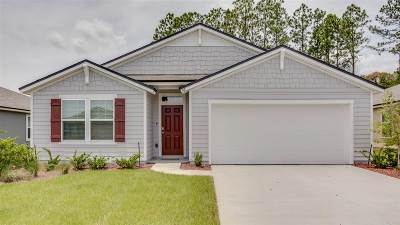 St Augustine Single Family Home For Sale: 33 Cody St