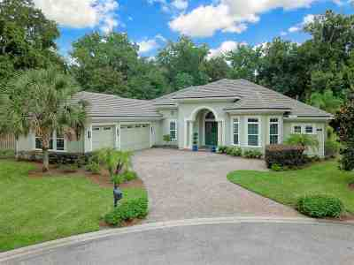St Augustine Single Family Home Conting_accpt Backups: 141 Senora Ct