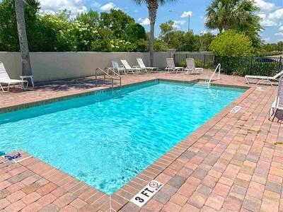 St Augustine Beach Condo For Sale: 50 Islander Cir.