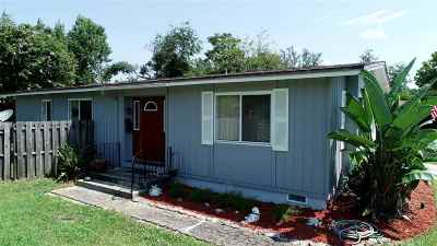 Single Family Home For Sale: 122 Shores Blvd