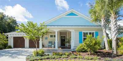 St Augustine Beach Single Family Home Contingent: 796 Tides End Dr