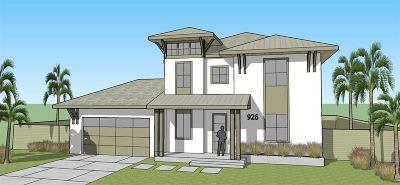 Anastasia Dunes Single Family Home For Sale: 379 Ocean Forest Dr Tbb