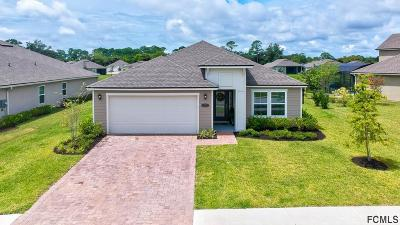 Palm Coast Single Family Home For Sale: 23 Waterfront Cove