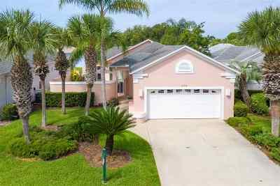 St Augustine Single Family Home For Sale: 113 Cedar Ridge Circle