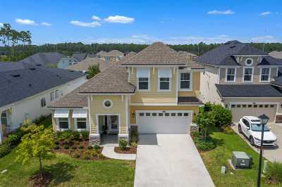 Ponte Vedra Single Family Home For Sale: 340 Treasure Harbor Dr.