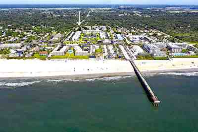 St Augustine Beach Condo For Sale: 200 16th Street #9 (Gara
