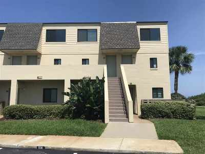 St Augustine Condo For Sale: 8550 A1a South #109 #109