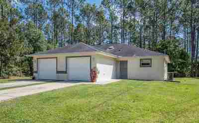 Palm Coast Multi Family Home For Sale: 15 Bunker View Dr #A