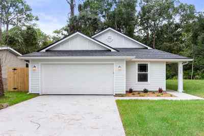St Augustine Single Family Home For Sale: 6265 Old Dixie Dr