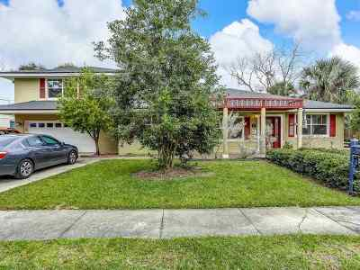 St Augustine FL Single Family Home For Sale: $399,000