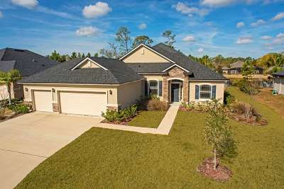 St Augustine FL Single Family Home For Sale: $479,900
