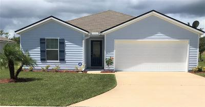 St Augustine Single Family Home For Sale: 93 Green Palm Ct