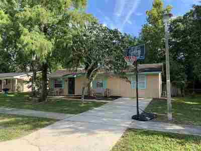 St Augustine Single Family Home For Sale: 198 Estancia St