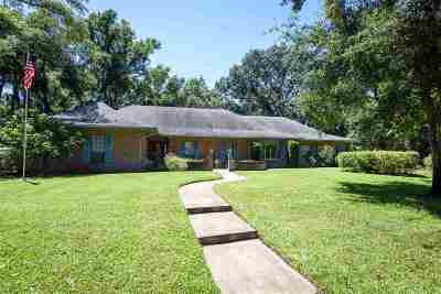 St Augustine Single Family Home For Sale: 407 Camelia Trail