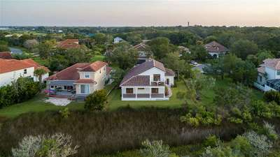 St Augustine Single Family Home For Sale: 134 Spoonbill Point Ct