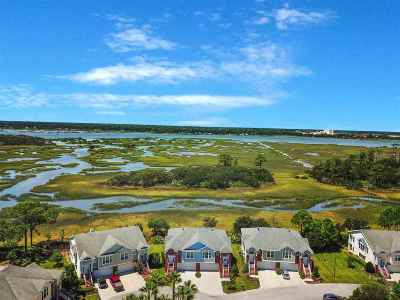 St Augustine Townhouse For Sale: 223 Sunset Pt