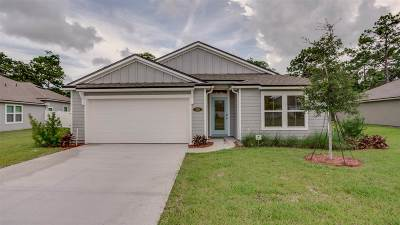 St Augustine Single Family Home For Sale: 126 Trianna Dr