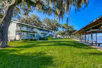 St Augustine Condo For Sale: 13535 County Road 13 N Unit 1 #1