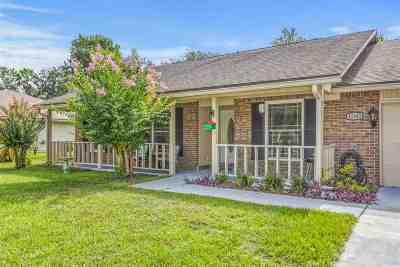 Single Family Home For Sale: 12441 Jeremys Landing Ct