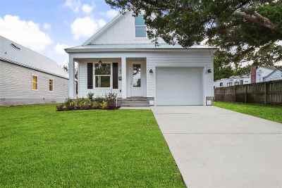 Davis Shores Single Family Home For Sale: 43 Menendez Rd