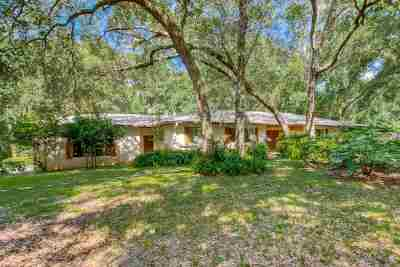 St Augustine Single Family Home For Sale: 3553 Red Cloud Trl