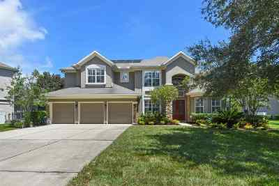 Ponte Vedra Single Family Home For Sale: 651 Preserve View