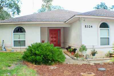 St Augustine Single Family Home For Sale: 5324 Riverview Drive