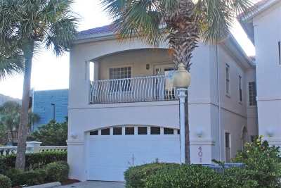 St Augustine Beach Condo For Sale: 401 Montego Bay Court