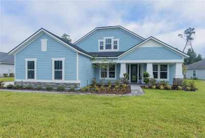 St Augustine Single Family Home For Sale: 124 Woodcutters Trl