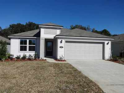 Saint Johns County Single Family Home For Sale: 263 Fox Water Trail
