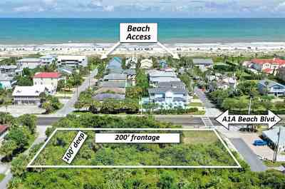 Commercial For Sale: A1a Beach Blvd.