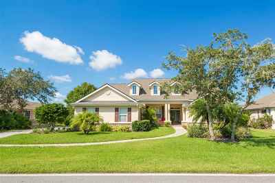 St Augustine Single Family Home For Sale: 807 Kalli Creek Lane