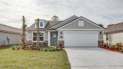 Saint Johns County Single Family Home For Sale: 63 Pickett Drive