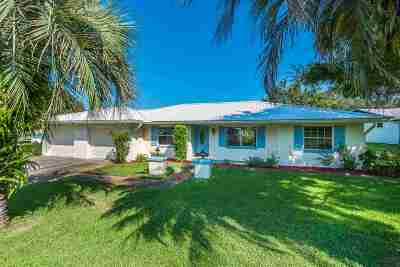 St Augustine Single Family Home For Sale: 902 Alcala Dr
