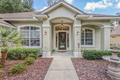 St Augustine Single Family Home For Sale: 5209 Comfort Ct