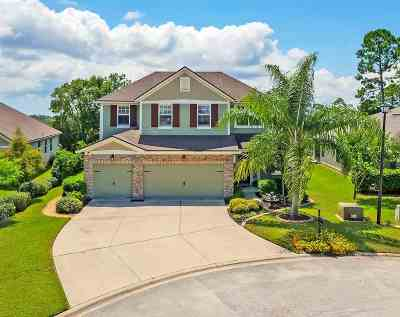 St Augustine Single Family Home For Sale: 109 Barquero Court