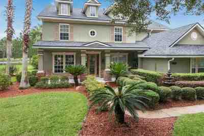 St Augustine Single Family Home For Sale: 284 St Johns Golf