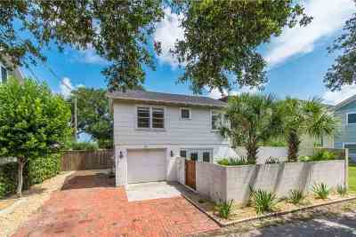St Augustine Single Family Home For Sale: 15 Holly Lane
