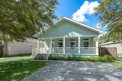 St Augustine Single Family Home Conting_accpt Backups: 4625 Third Ave